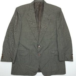 Canali Sport Coat Blazer - Model 13220/36 - Gray -